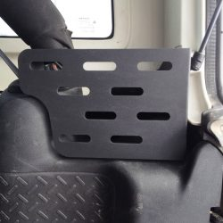 JK Rear Corner Storage
