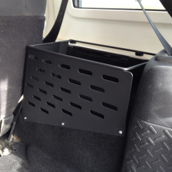 JKU 4-Door Over the Fender Storage
